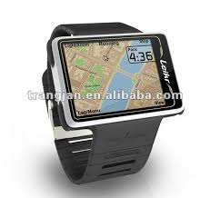 GPS in a Watch?